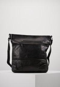 FREDsBRUDER - OH CROWNY - Across body bag - black - 2