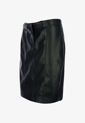 Pouzdrová sukně - schwarz