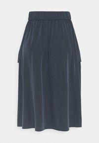 Ecoalf - DEEP SKIRT WOMAN - A-line skirt - caviar - 1