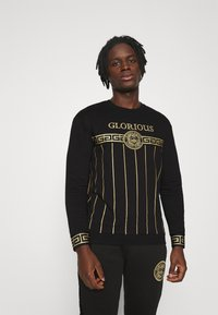 Glorious Gangsta - DEBRIS - Sweatshirt - black - 0