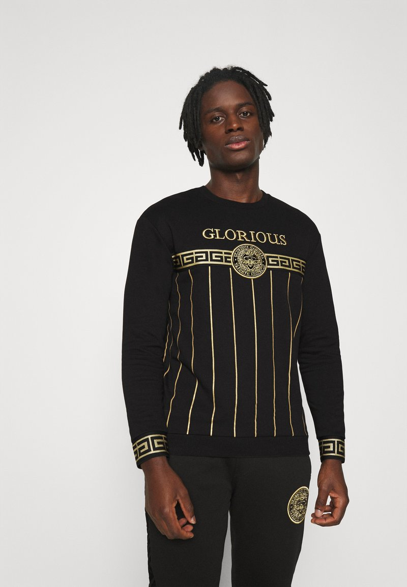 Glorious Gangsta - DEBRIS - Sweatshirt - black