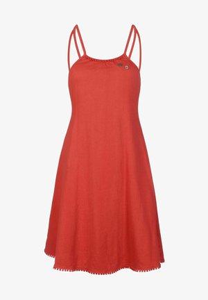 SERAFINA - Robe d'été - chili red