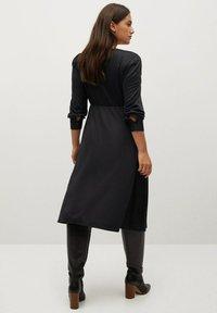 Violeta by Mango - CALADO - Day dress - schwarz - 2