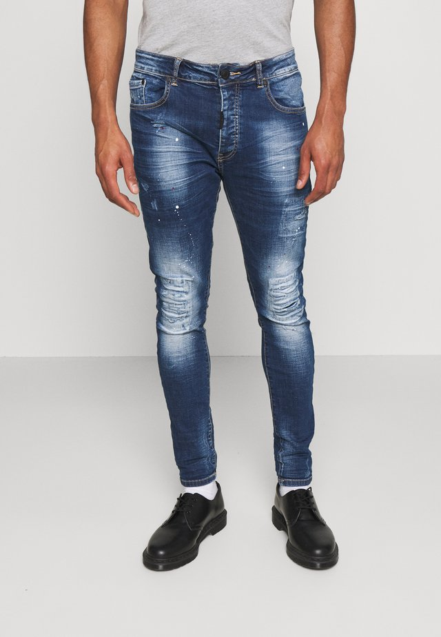 ROSSI - Jeans Skinny Fit - indigo wash