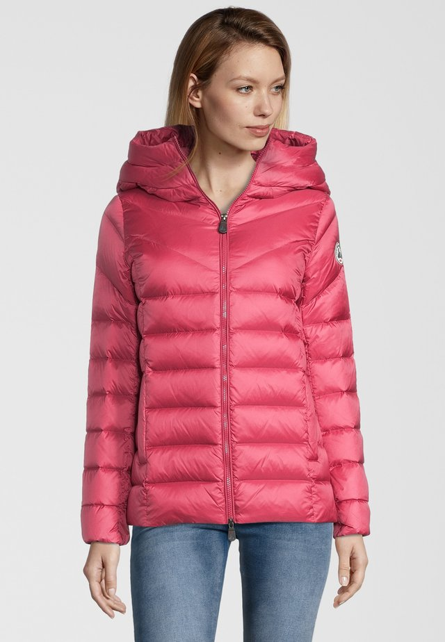 EME - Gewatteerde jas - rose