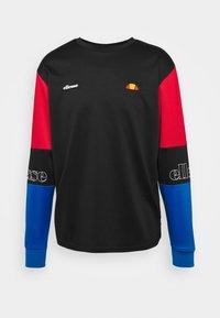 Ellesse - LINTEKA - Camiseta de manga larga - black - 4