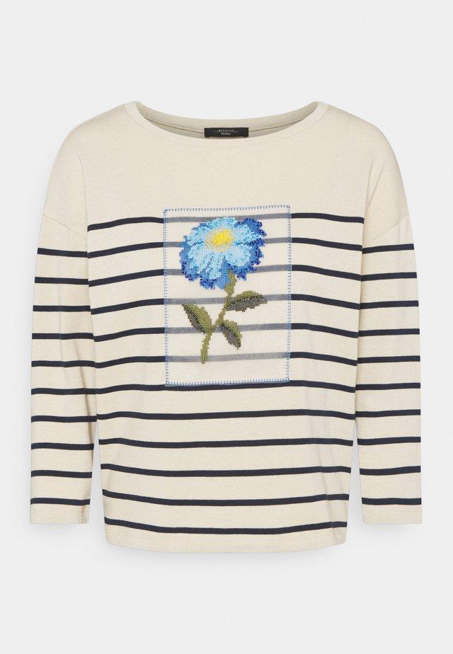 ALBEN - Camiseta de manga larga - blau