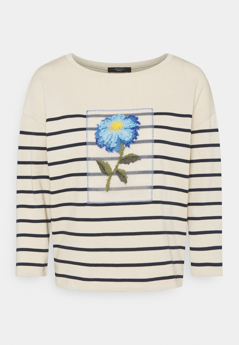 WEEKEND MaxMara - ALBEN - Long sleeved top - blau