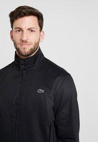 Lacoste - Lehká bunda - black - 3