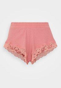 Hunkemöller - x NA-KD SHORT MIA - Pantaloni del pigiama - dusty pink - 3