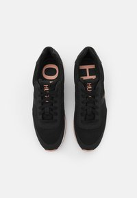 HUGO - ADRIENNE - Trainers - black - 4