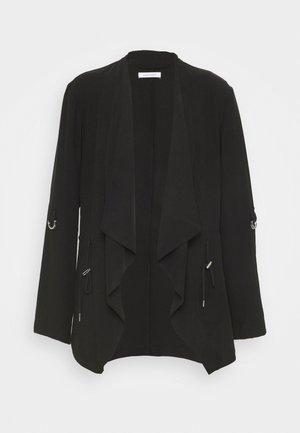 JACKE - Summer jacket - schwarz