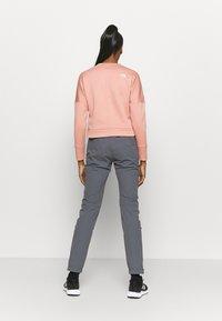 CMP - WOMAN PANT - Trousers - graffite - 2
