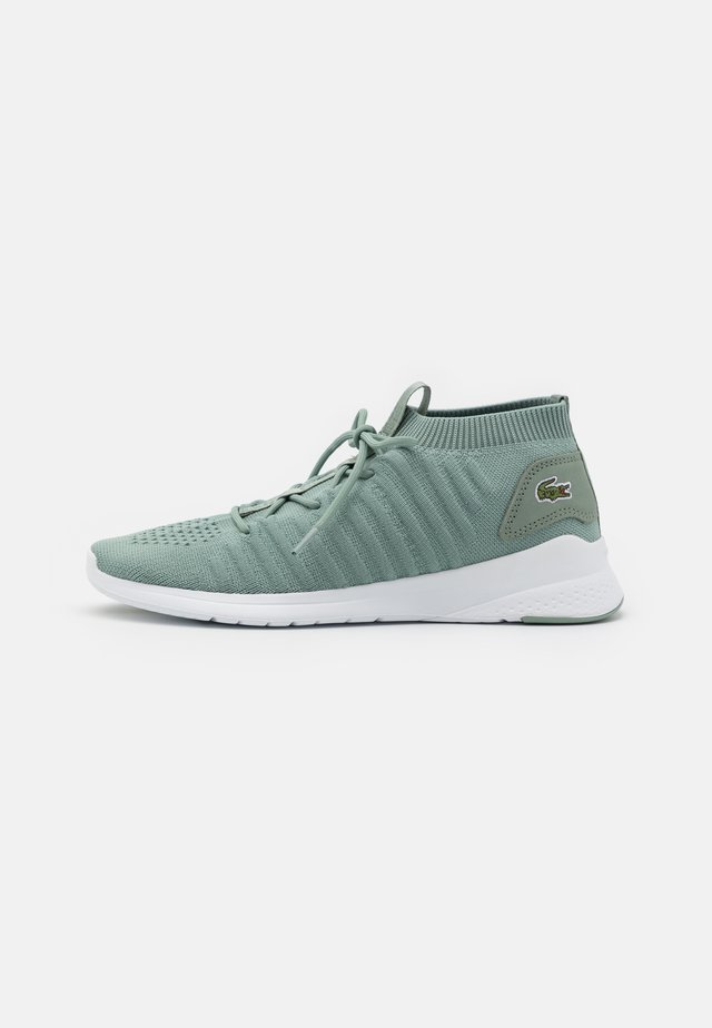 FIT FLEX - Trainers - light green/white