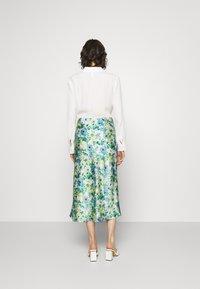 Lindex - SKIRT MEDEA - A-line skirt - blue - 2