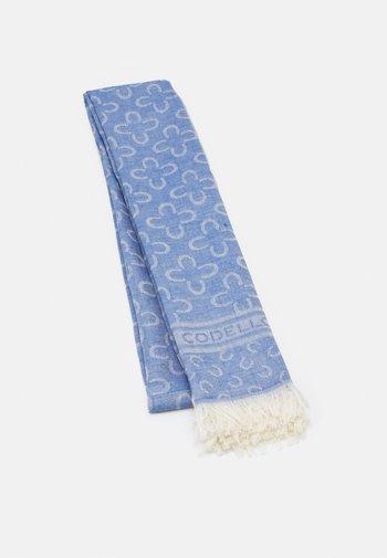 LOGO SCARF - Foulard - royal blue