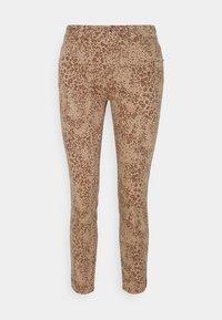 Mos Mosh - SUMNER LEO PANT - Jeans Skinny Fit - cuban sand - 4