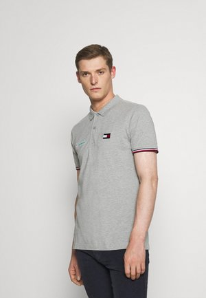 LOGO - Polo - grey