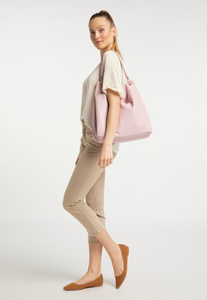 Tote bag - light pink