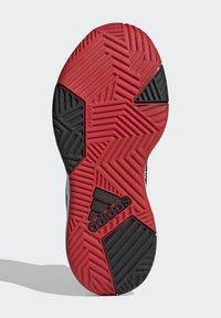 adidas Performance - Basketball shoes - black - 4