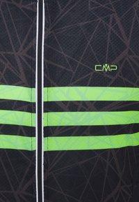 CMP - MAN BIKE - T-shirt imprimé - black blue - 2