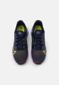 Nike Performance - ZOOMX SUPERREP SURGE - Kuntoilukengät - blackened blue/cyber red plum/ghost/sapphire - 3