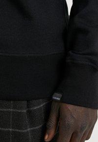 Raeburn - CREW - Felpa - black - 6
