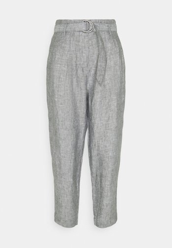 Pantalones - light grey