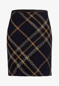 More & More - Pencil skirt - blau - 0