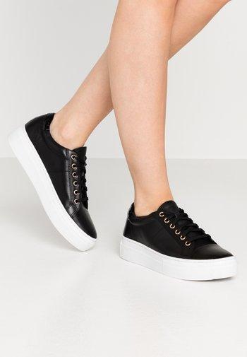 ZOE - Sneakers laag - black