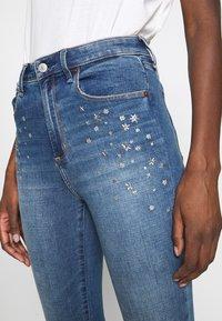 Abercrombie & Fitch - STAR - Jeans Skinny Fit - indigo - 5