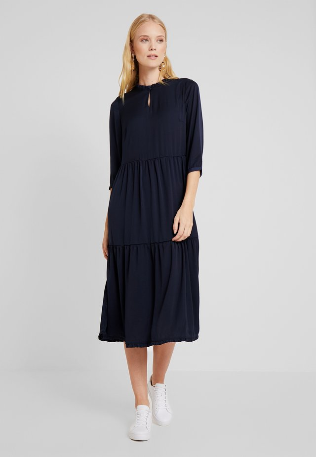 ZA-FAY DRESS - Robe d'été - navy