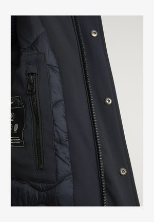 RETURN  - Winter coat - dark blue