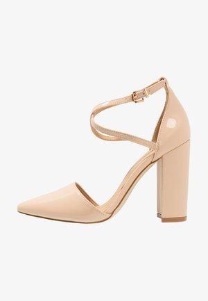 KATY - High heels - nude