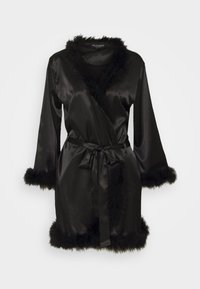 CANDICE KIMONO - Dressing gown - black caviar