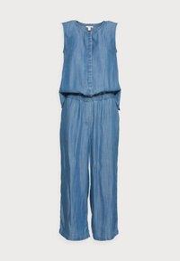 edc by Esprit - Jumpsuit - blue medium wash - 4