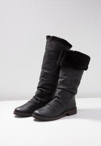 Felmini - CREPONA - Winter boots - james black - 7