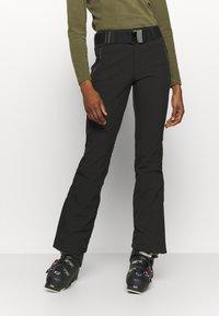 Luhta - JOENTAUS - Snow pants - black - 0