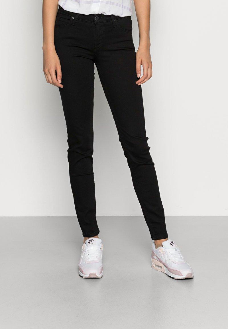 Lee - SCARLETT - Jeans Skinny Fit - black rinse