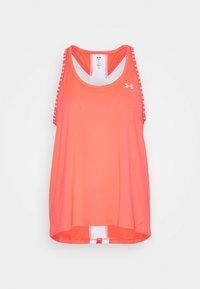 neon pink/white