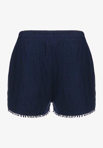 ANIKO - Shorts - denim blue