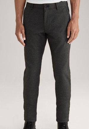 Suit trousers - anthrazit gemustert