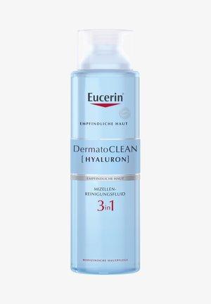 MIZELLEN-REINIGUNGSFLUID 3 IN 1 DERMATOCLEAN [HYALURON] - Cleanser - -