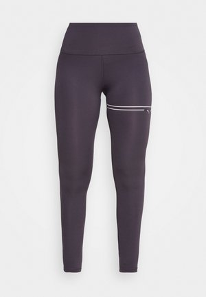 FLUX LEGGINGS - Tights - grey