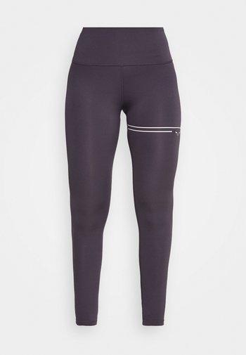 FLUX LEGGINGS - Leggings - grey