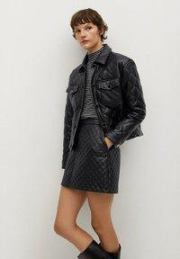 Mango - RECOCO - Winter jacket - noir - 3