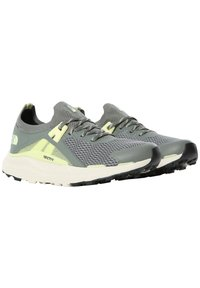 The North Face - HYPNUM - Chaussures de marche - agavegreen/palelimeyellow - 2