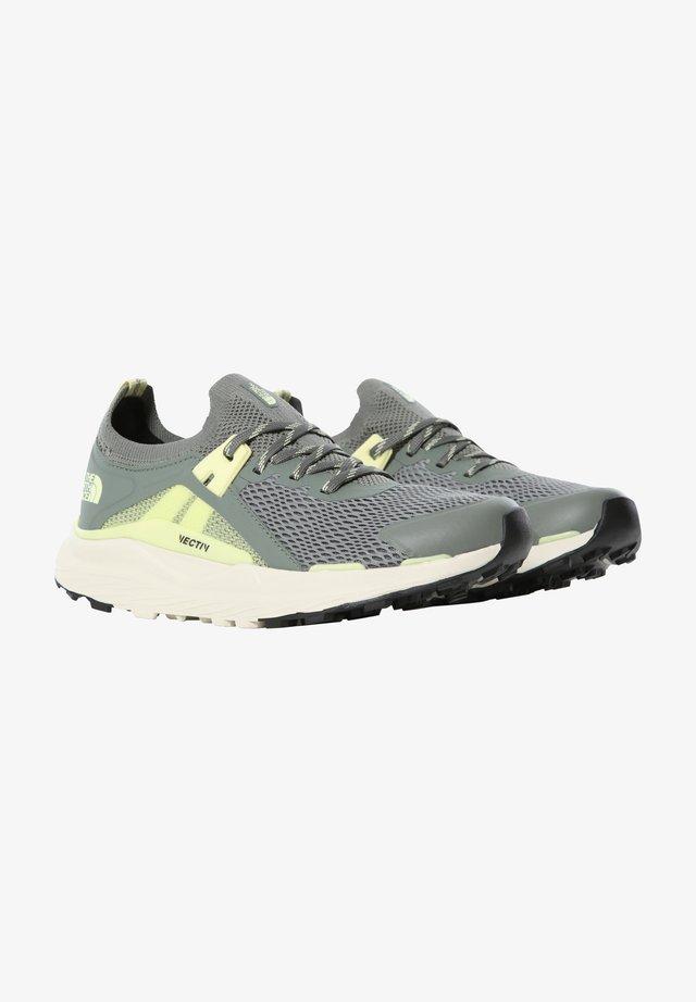 HYPNUM - Chaussures de marche - agavegreen/palelimeyellow