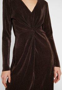 Gina Tricot - PLEATED DRESS - Day dress - java - 7