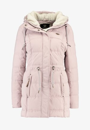 ASHANI PUFFY - Parka - old pink